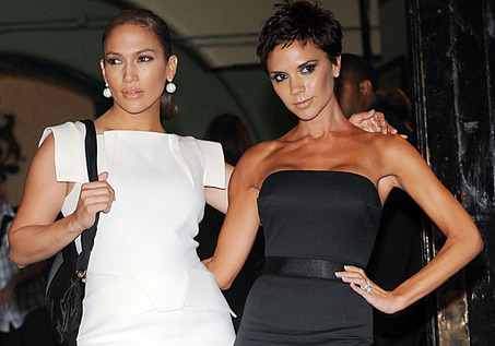 The new hair look of 2008? The pixie look, sponsored by Victoria Beckham!