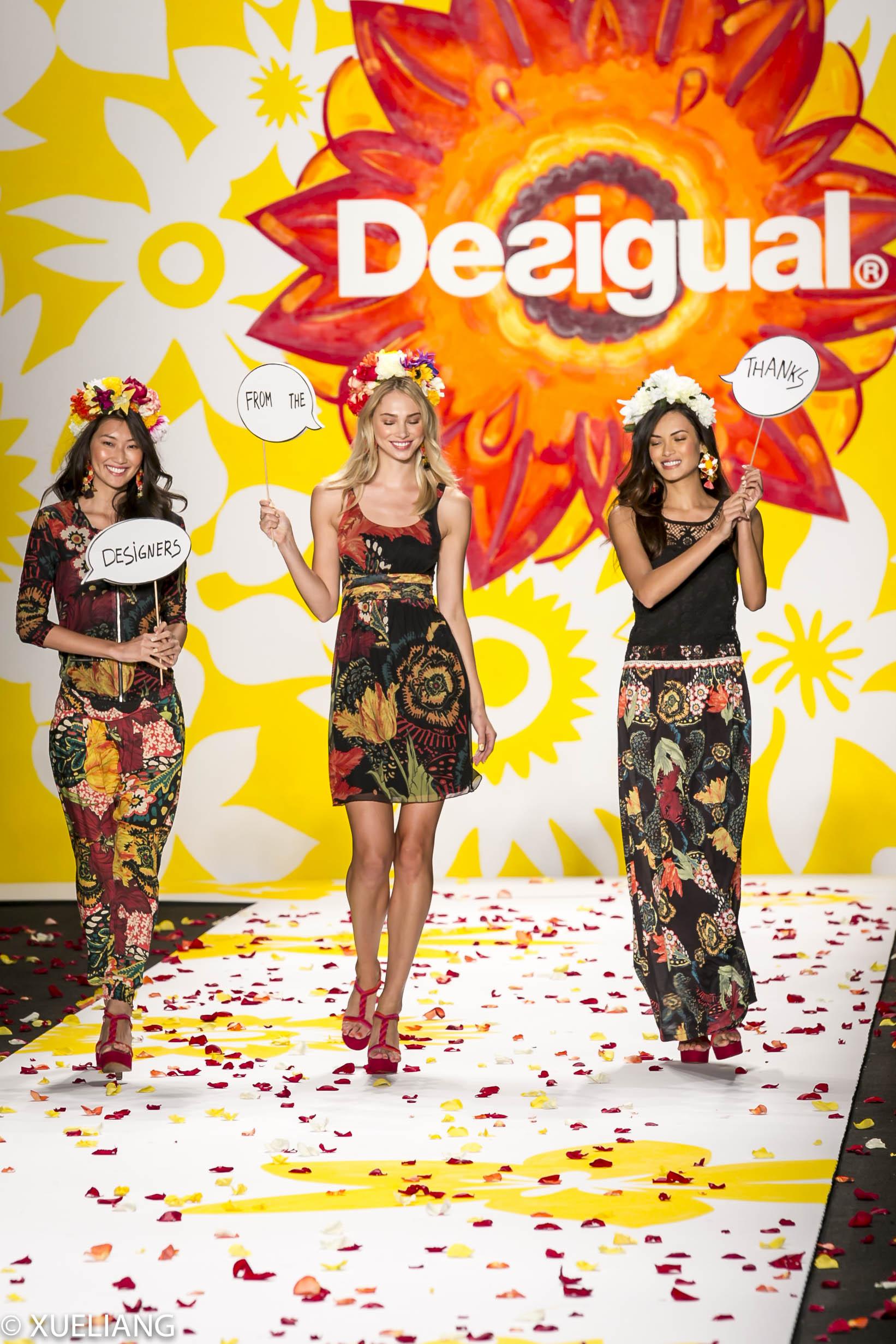 Desigual Spring Summer 2015 Collection